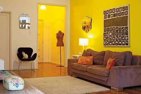 decoração para salas de estar