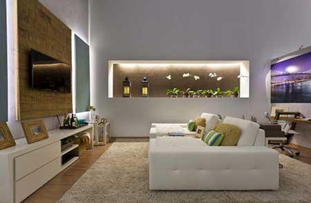 salas de estar belas