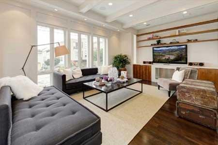 imagens e sugestões de salas de estar