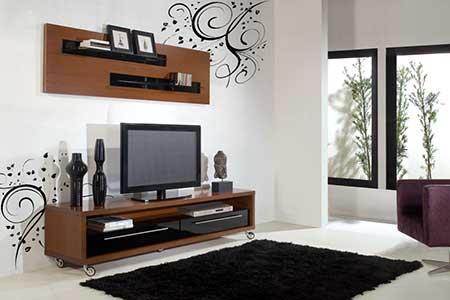 50 dicas de decora o para salas pequenas for Fotos de sala de estar simples