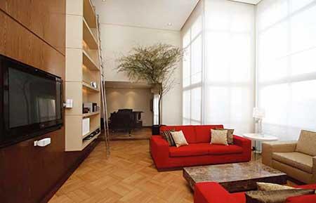 artigos decorativos para salas grandes