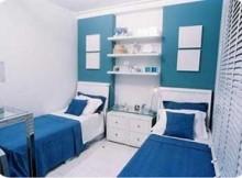 quartos de solteiro