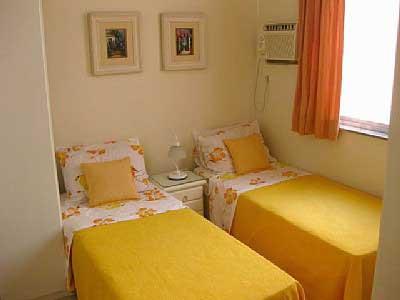 imagens de quartos de solteiro