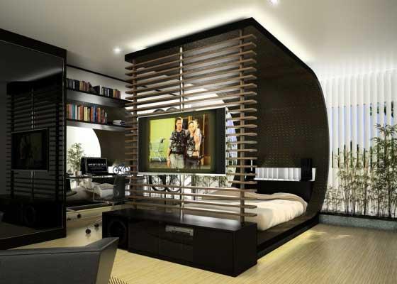 decoracao de interiores quartos jovens – Doitricom