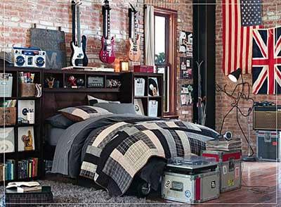 como decorar quartos