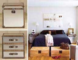 com diversos móveis