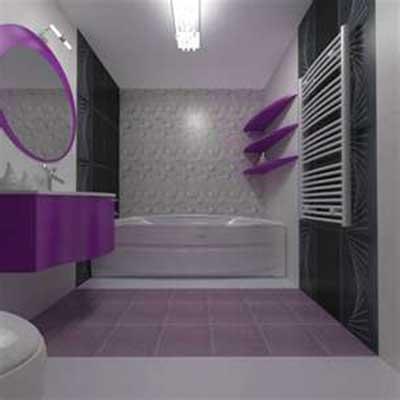 banheiros decorados simples