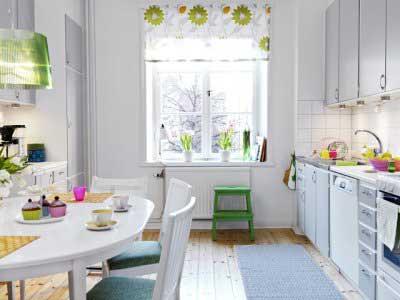 cozinhas simples decoradas