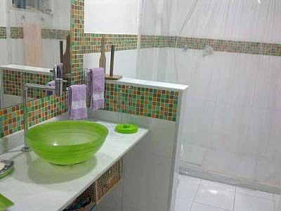 banheiros simples decorados
