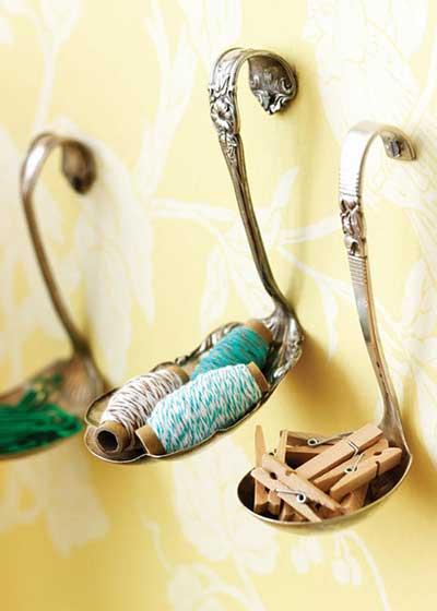 Enfeites para decorar sua cozinha modelos fotos ideias - Objetos vintage para decorar ...