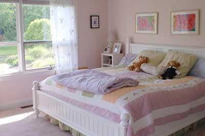 quartos decorados simples