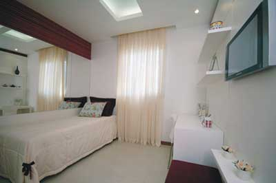 dicas de quartos decorados simples