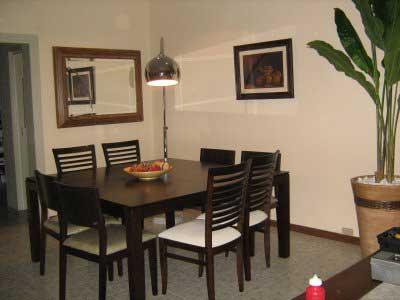 Decoração De Sala De Jantar Pequena Grande Simples