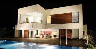 sugestões de casas modernas