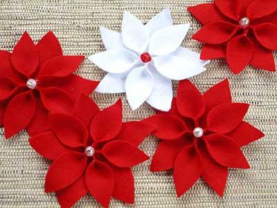 decoração de de natal artesanal