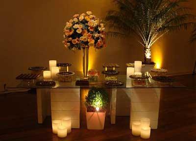 para decoradores de casamento