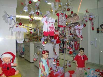 decoração de natal para lojas