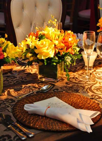 como decorar festa de casamento