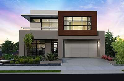 30 casas modernas pequenas grandes ideias decora o for Modelos de casa estilo minimalista
