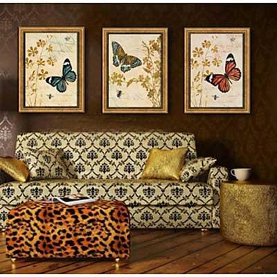 Pintura em tela decorativa fotos modelos dicas imagens - Telas decorativas para paredes ...