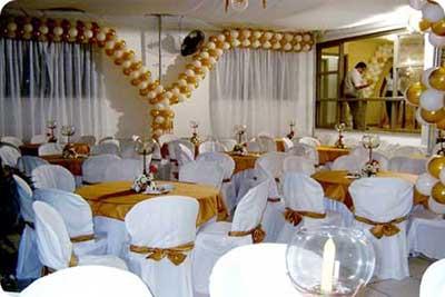 Artigos para decoracao de festas de casamento