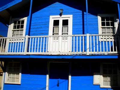 fotos de casas pintadas