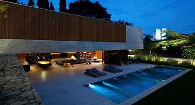 dicas de casas modernas