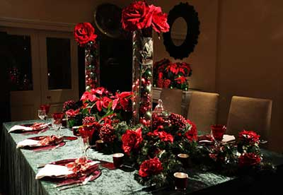 imagens de decoração de natal