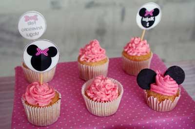imagens de Cupcakes decorados