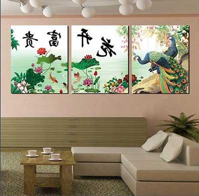 Pintura em tela decorativa fotos modelos dicas imagens - Telas de tapicerias para sofas ...