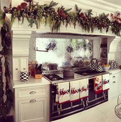 imagens da decoração 2014 de natal
