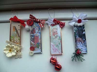 fotos da decoração 2014 de natal
