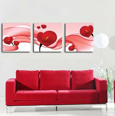 Pintura em tela decorativa fotos modelos dicas imagens - Pinturas baratas online ...
