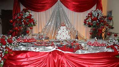 dicas de como decorar festa de casamento