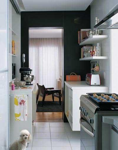 50 dicas de decora o apartamentos pequenos for Ideas para decorar apartamentos muy pequenos