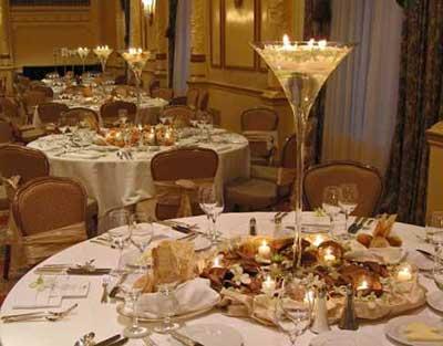 fotos de decoração de mesas