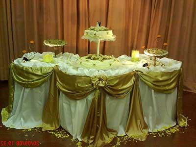 decoração de mesas para casamento