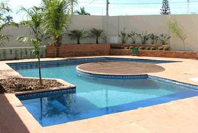 decora o para piscinas pequenas e grandes para festas