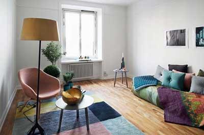 imagem de apartamento pequeno