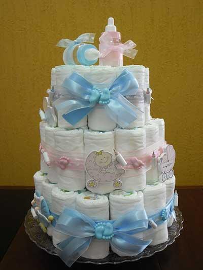 imagens de bolos para chá de bebê