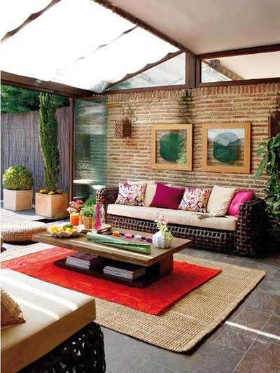 como decorar quintais