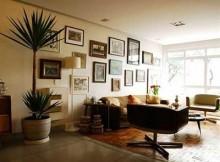 salas com quadros
