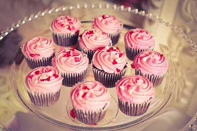 fotos de cupcakes para casamento