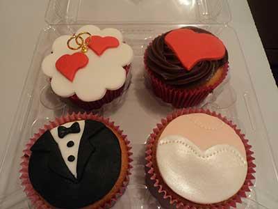 dicas de cupcakes para casamento