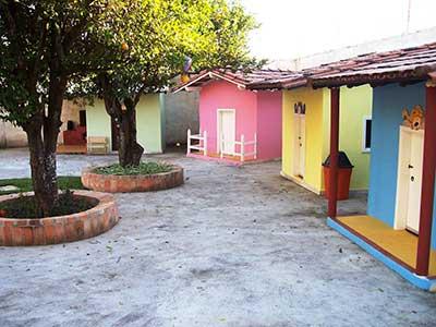 imagens de quintais decorados
