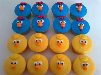 sugestões de cupcakes