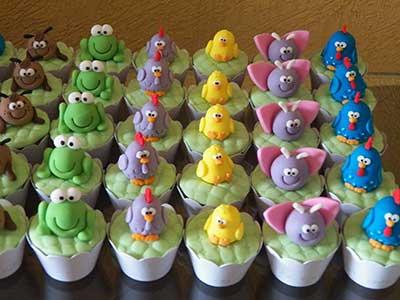 imagens de cupcakes