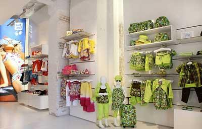 fotos de lojas decoradas