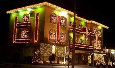 foto de decoração de natal