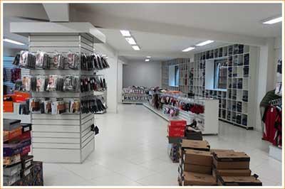 imagens de lojas decoradas